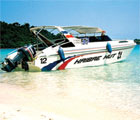 Snorkeling - Speed Boat at 5 Tropical Islands