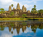 Amazing Angkor Wat Temple Siem Reap Cambodia