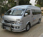 Minibus Transfer between Koh Chang - Bangkok and Pattaya
